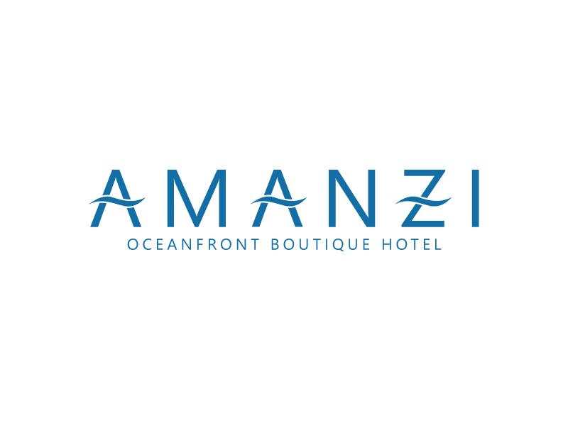 Amanzi logo design by Erasedink