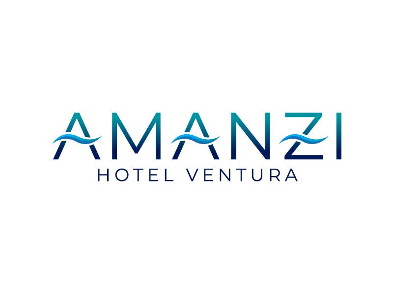 Amanzi logo design by dasigns