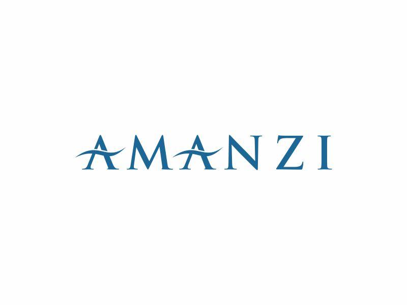 Amanzi logo design by ora_creative