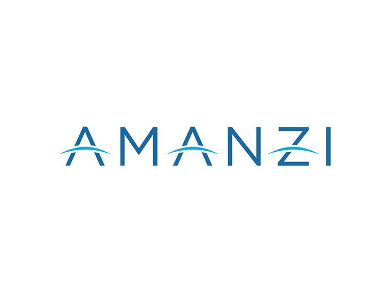 Amanzi logo design by ndaru