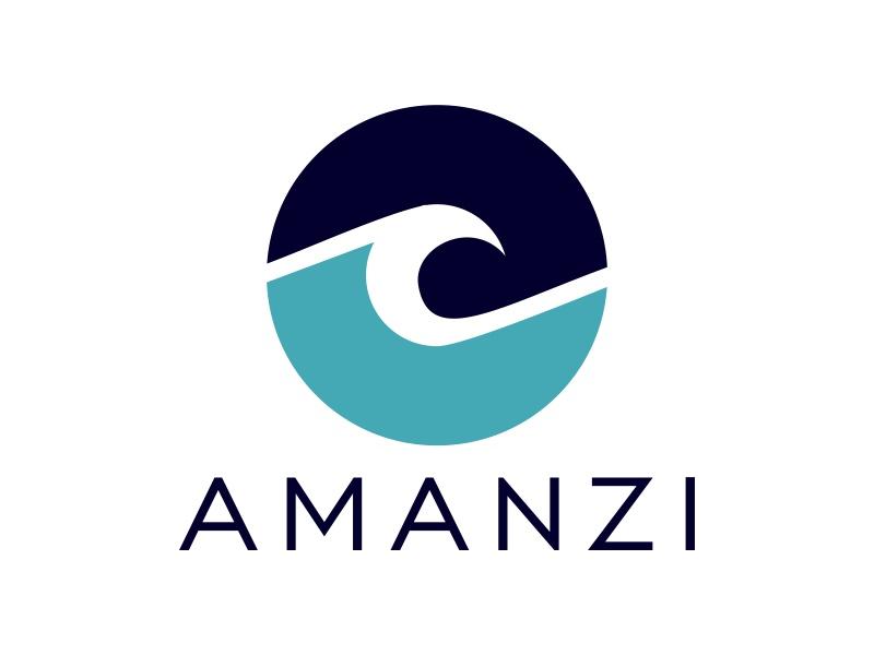 Amanzi logo design by JessicaLopes