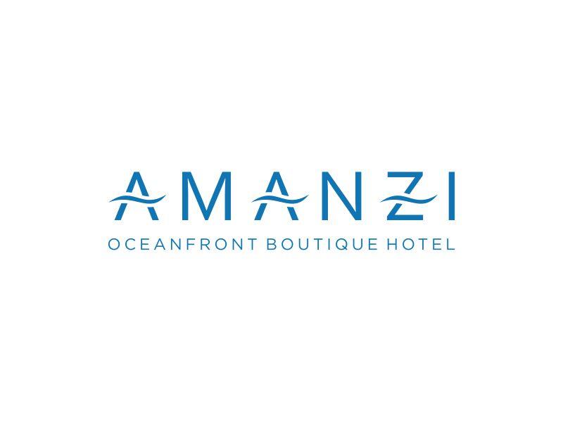 Amanzi logo design by Lewung