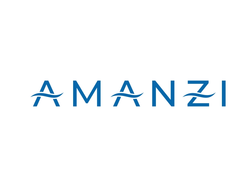 Amanzi logo design by dibyo