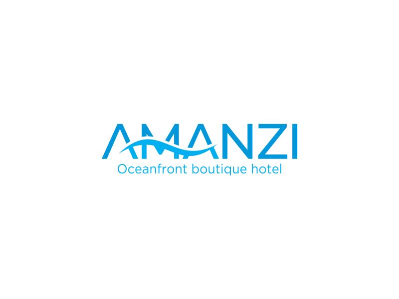 Amanzi logo design by cikiyunn