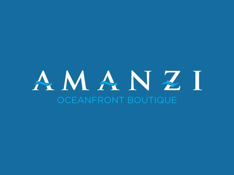 Amanzi logo design by torresace