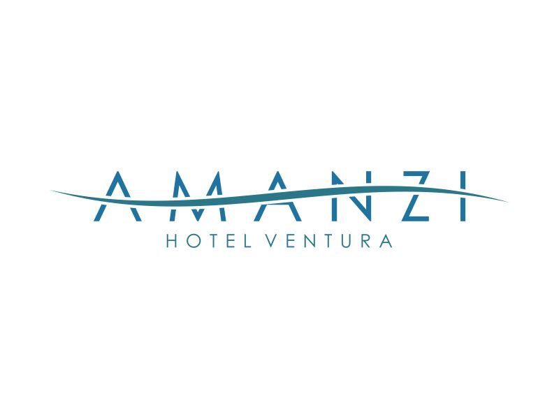 Amanzi logo design by Diponegoro_