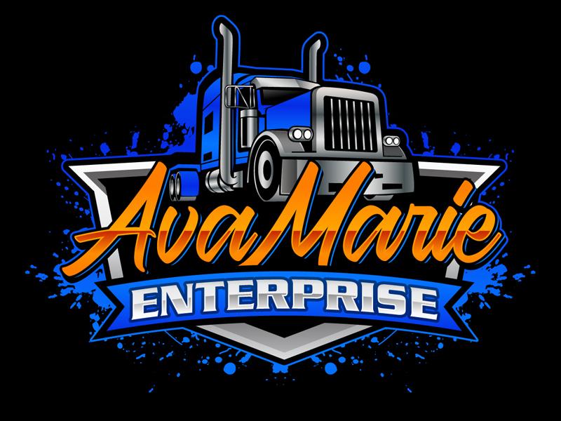 Ava Marie Enterprise logo design by DreamLogoDesign