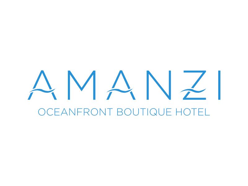 Amanzi logo design by bomie