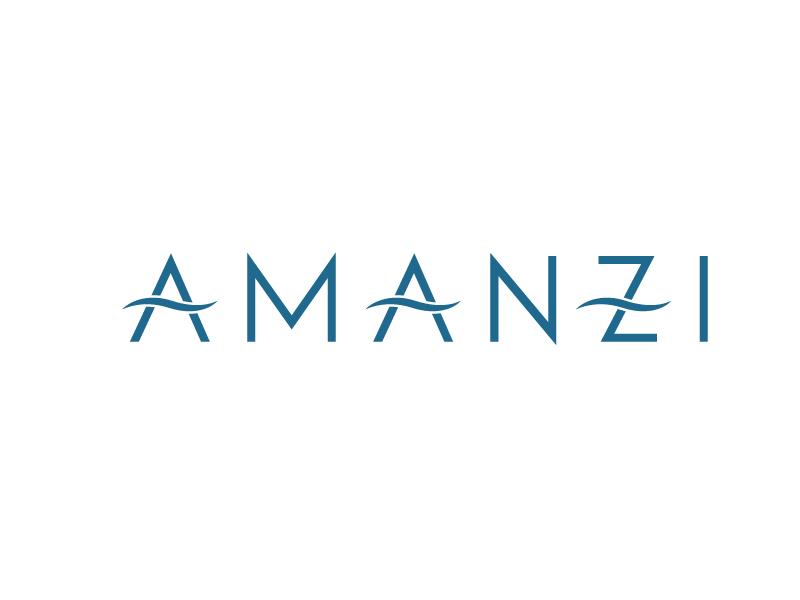 Amanzi logo design by jaize