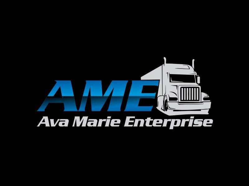 Ava Marie Enterprise logo design by cikiyunn