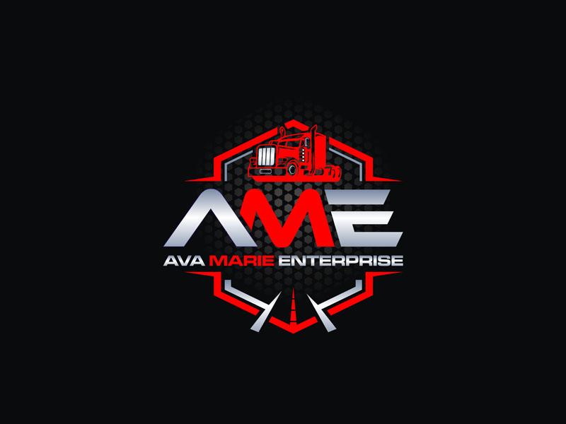 Ava Marie Enterprise logo design by Rizqy