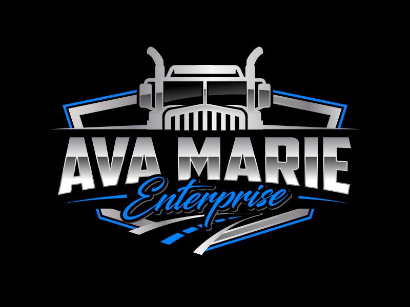 Ava Marie Enterprise logo design by jaize