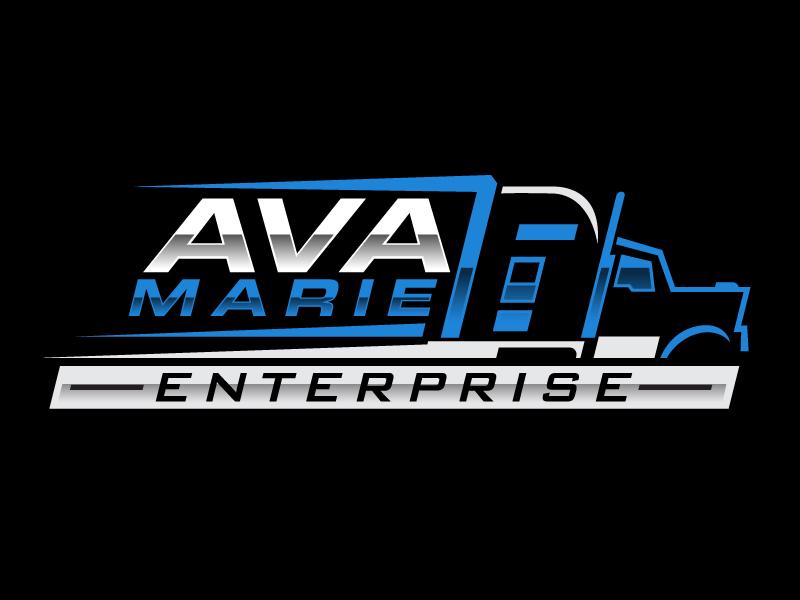Ava Marie Enterprise logo design by ElonStark