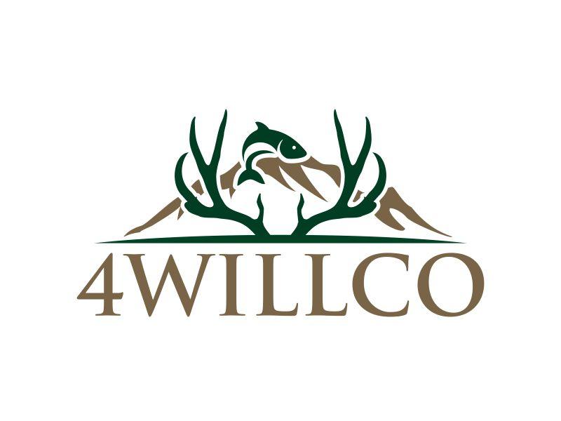 4WillCo Logo Design