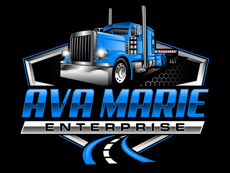 Ava Marie Enterprise logo design by LogoQueen