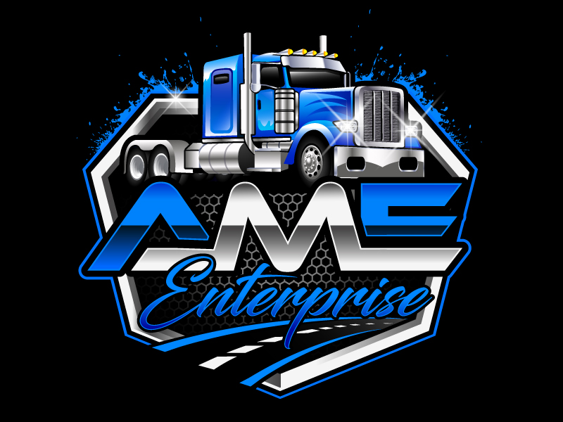 Ava Marie Enterprise logo design by LucidSketch