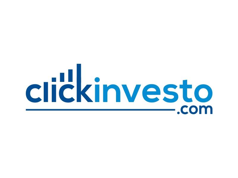 clickinvesto.com logo design by cintoko