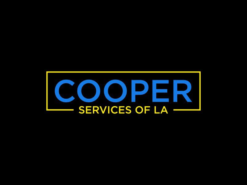 COOPER SERVICES OF LA logo design by rian38