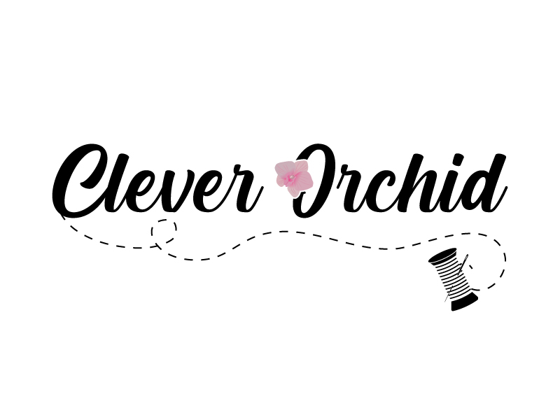 Clever Orchid logo design by Suvendu