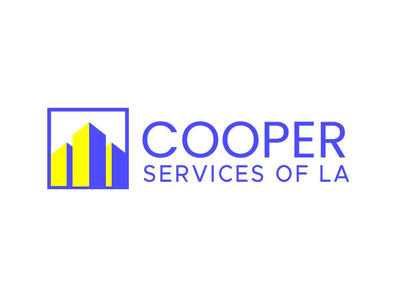 COOPER SERVICES OF LA logo design by kunejo