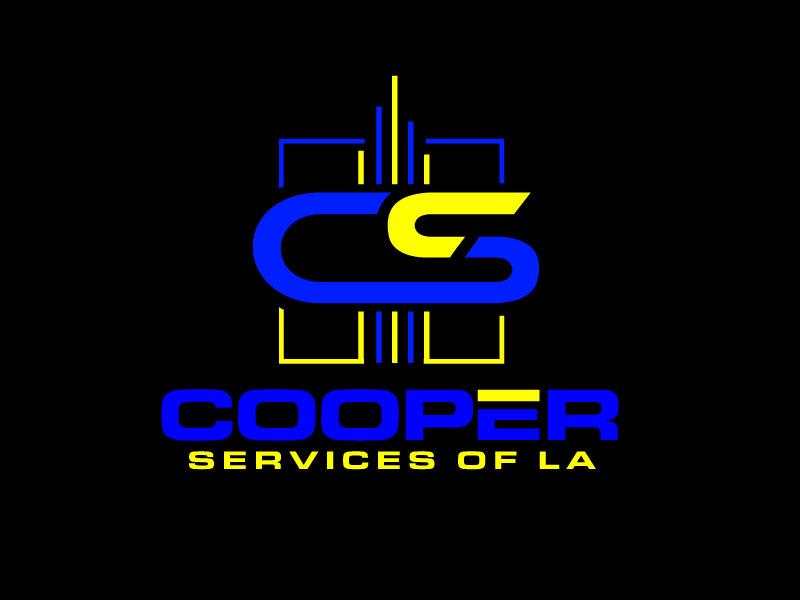 COOPER SERVICES OF LA logo design by REDCROW