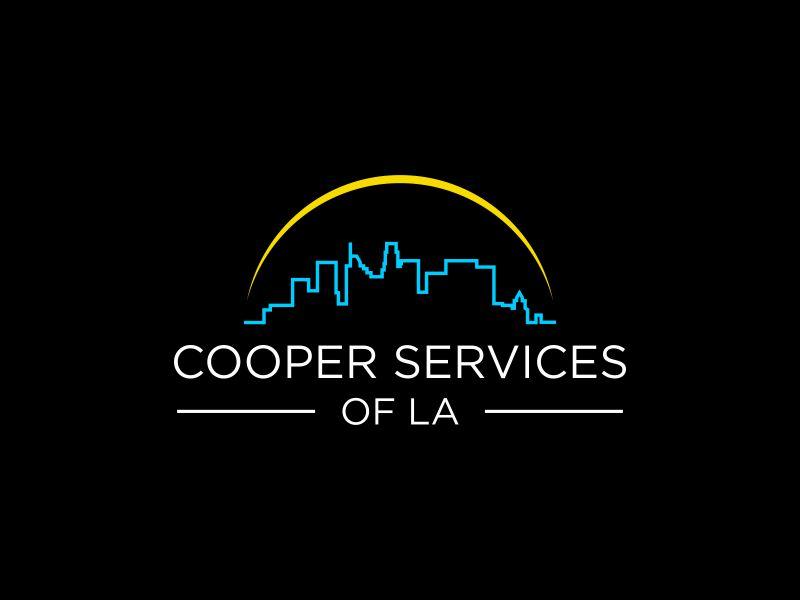 COOPER SERVICES OF LA logo design by restuti