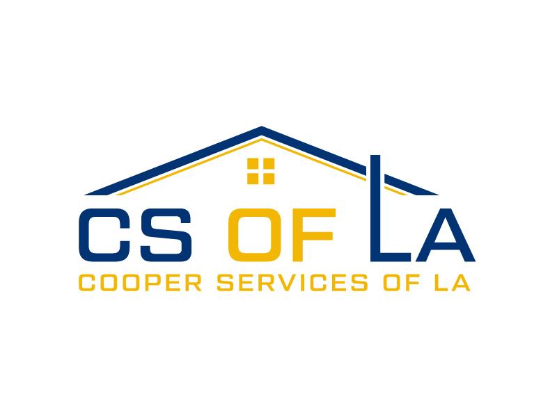 COOPER SERVICES OF LA logo design by gateout