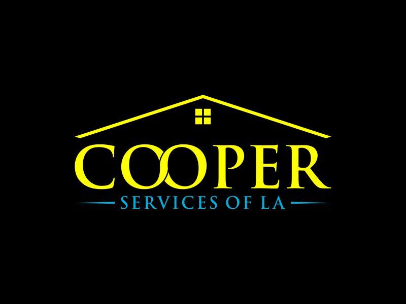 COOPER SERVICES OF LA logo design by y7ce
