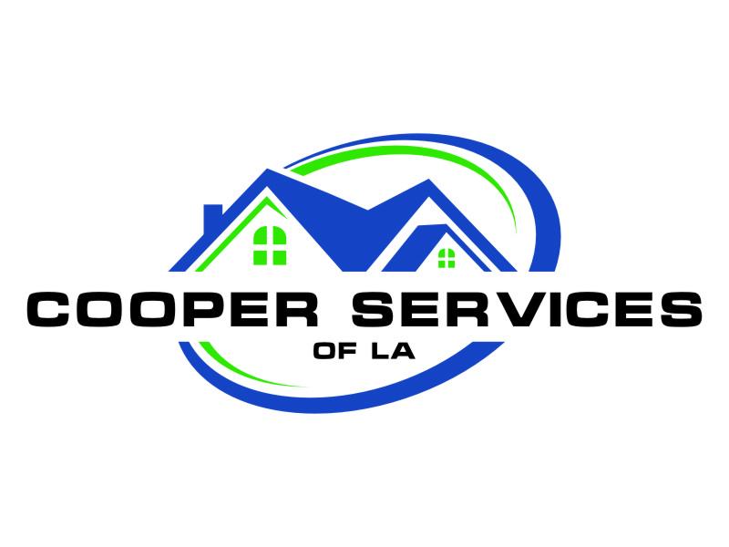 COOPER SERVICES OF LA logo design by jetzu