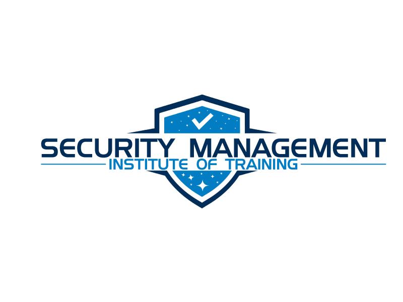 Security Management Institute of Training logo design by ElonStark