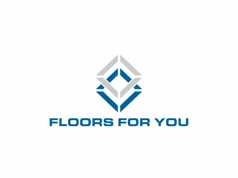 Floors For You logo design by Greenlight