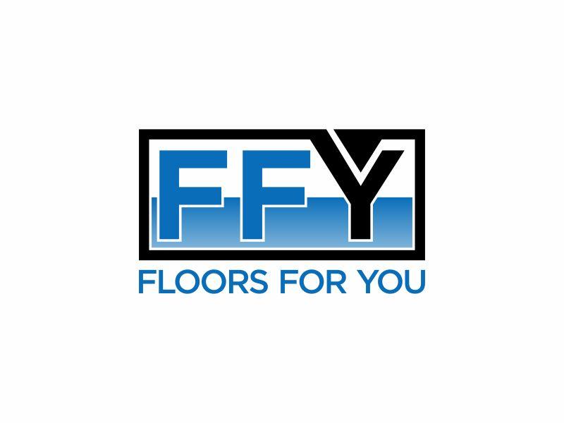 Floors For You logo design by fastI okay