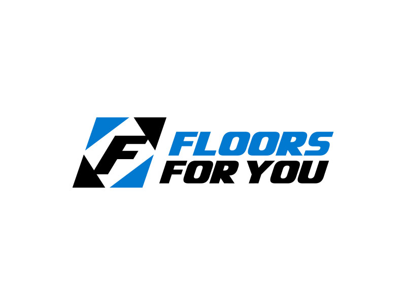 Floors For You logo design by bluespix