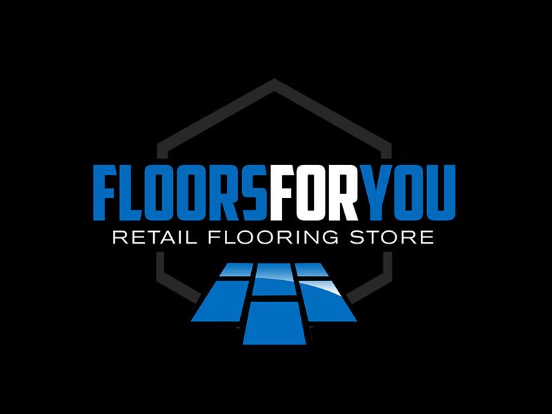 Floors For You logo design by kunejo