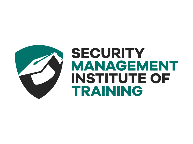 Security Management Institute of Training logo design by karjen