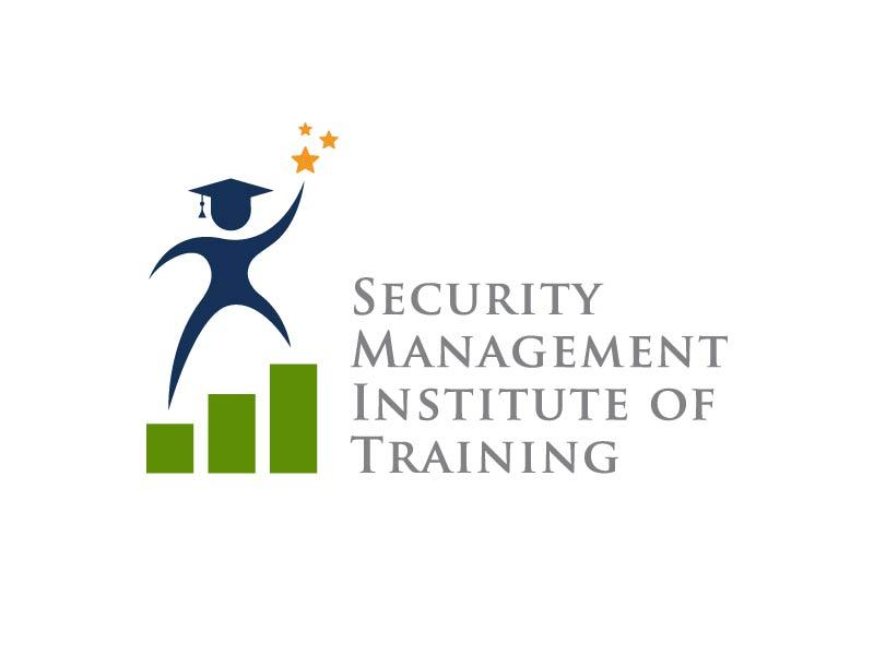 Security Management Institute of Training logo design by Andri