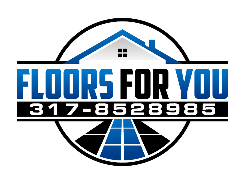 Floors For You logo design by MUSANG