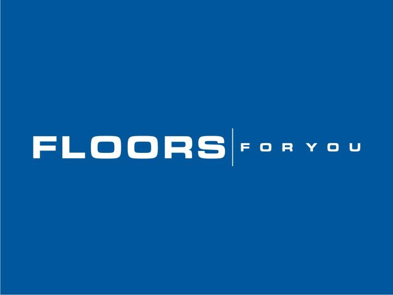 Floors For You logo design by sheila valencia