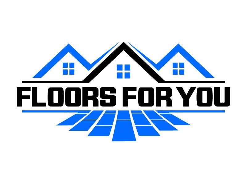 Floors For You logo design by daywalker