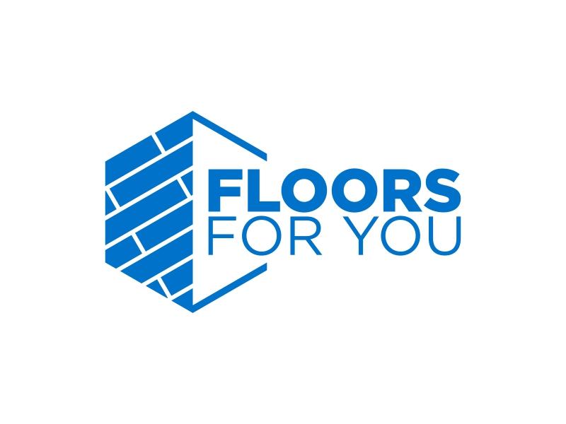 Floors For You logo design by ekitessar