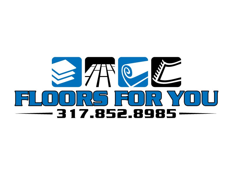 Floors For You logo design by jaize
