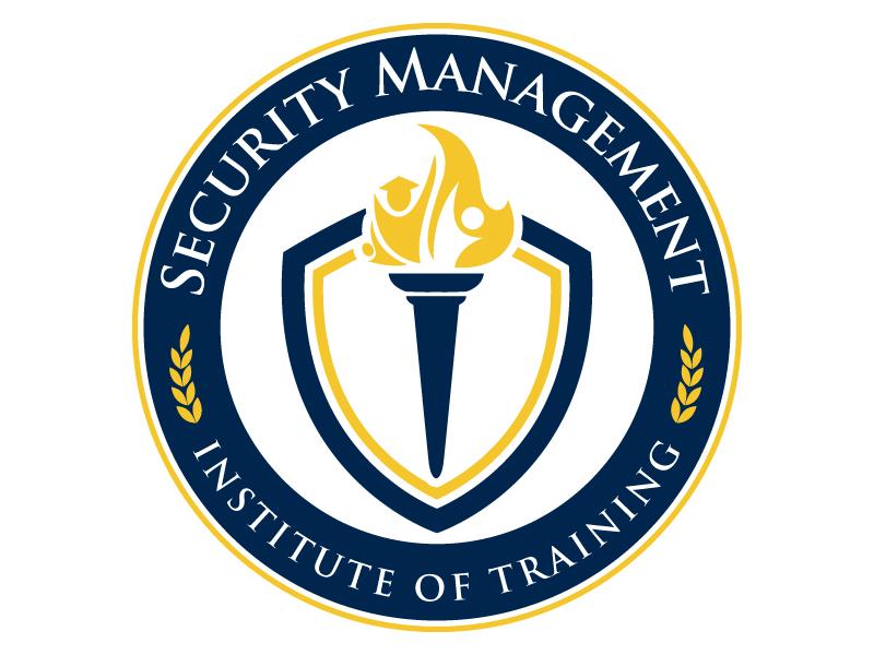 Security Management Institute of Training logo design by jaize