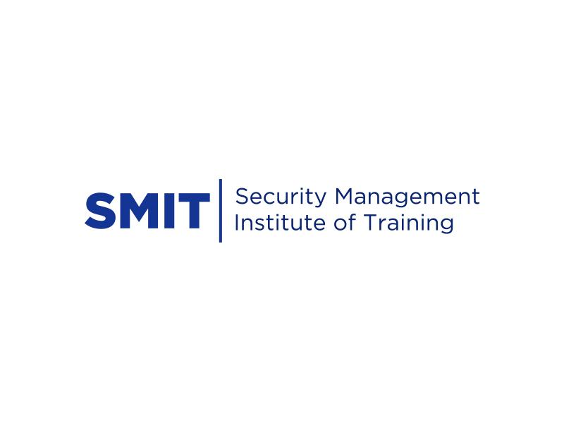Security Management Institute of Training logo design by keylogo