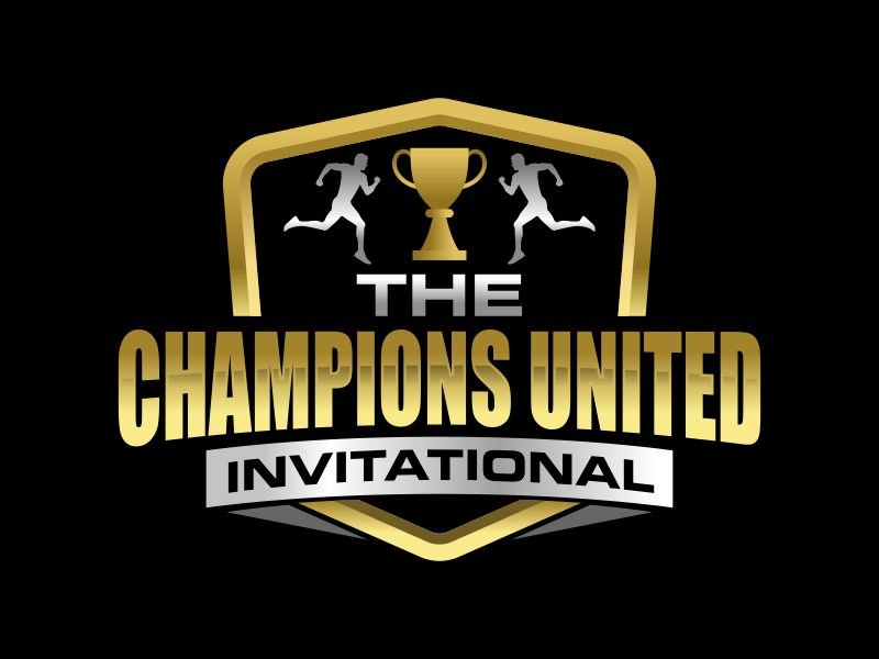 """Champions United Invitational - """"Where Champions Compete!"""" logo design by ingepro"""