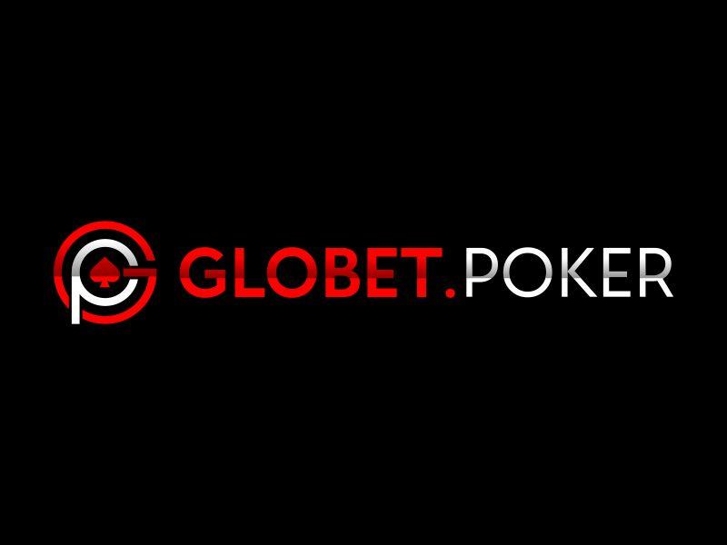 Globet.poker logo design by ingepro