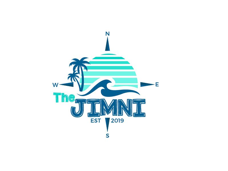 The JIMNI logo design by fawadyk