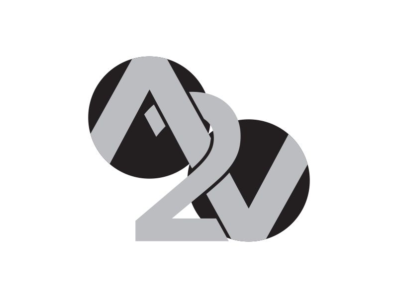 I need to have a current logo modified to have a 2 included in it logo design by oke2angconcept