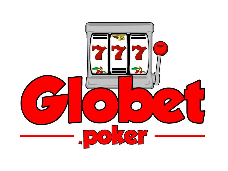 Globet.poker logo design by ElonStark