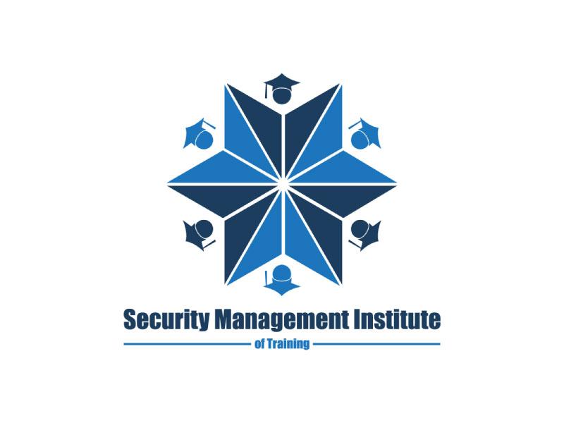 Security Management Institute of Training logo design by nona