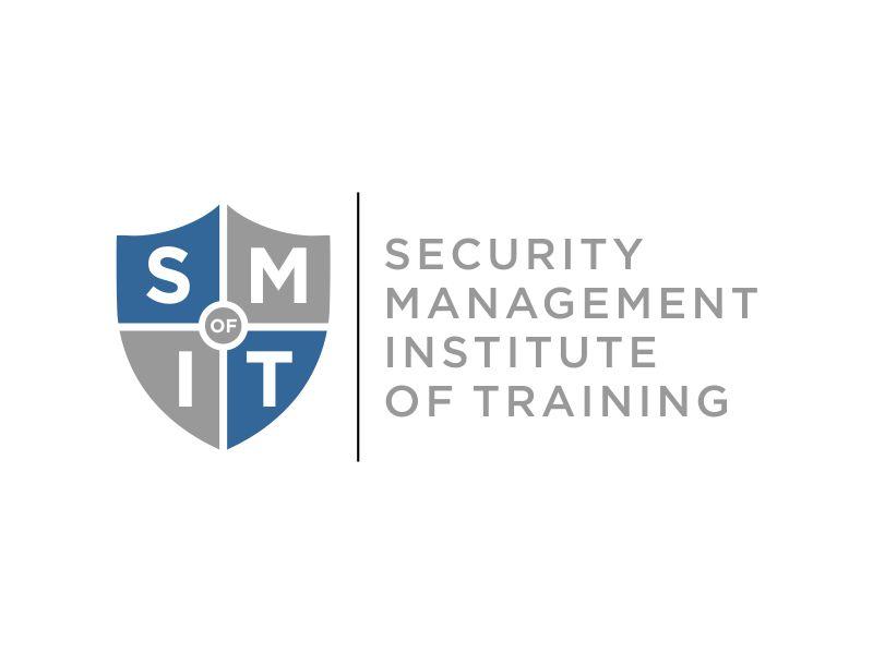Security Management Institute of Training logo design by bismillah